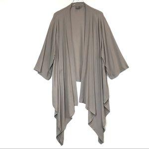 ASOS Draped Open Front Kimono Size 22